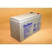 Wartungsfreie, verschlossenen Blei-Vlies OGiV Batterie 12V 7,2Ah