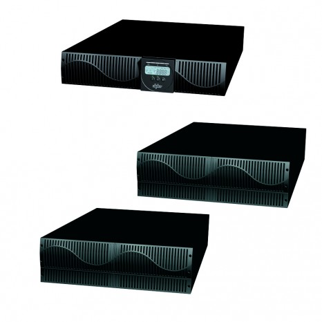 USV-Anlage Sentra XL  2200 + 2x Sentra XL BP 2200