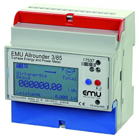 Wandlerzähler EMU Allrounder 3/5