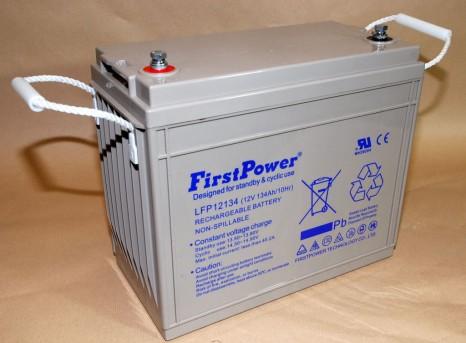 Wartungsfreie, verschlossenen Blei-Vlies OGiV Batterie 12V 134Ah
